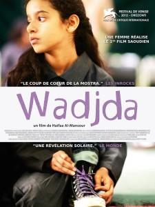 wadjda affiche