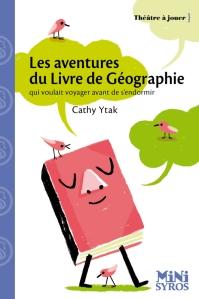 les aventures du livre de geo