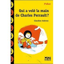 qui-a-vole-la-main-de-charles-perrault-de-claudine-aubrun-livre-893709382_ML