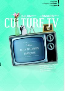 Affiche culture TV