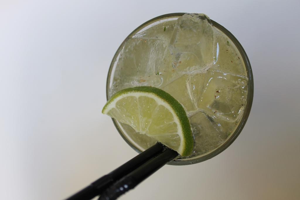 """""""The exodus"""", cocktail sans alcool à consommer sans modération tant c'est délicieux ...."""