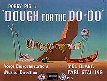 Porky PigDough-dodo-title