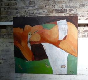 """""""Green dreams"""", Jocelyn Thomasse"""